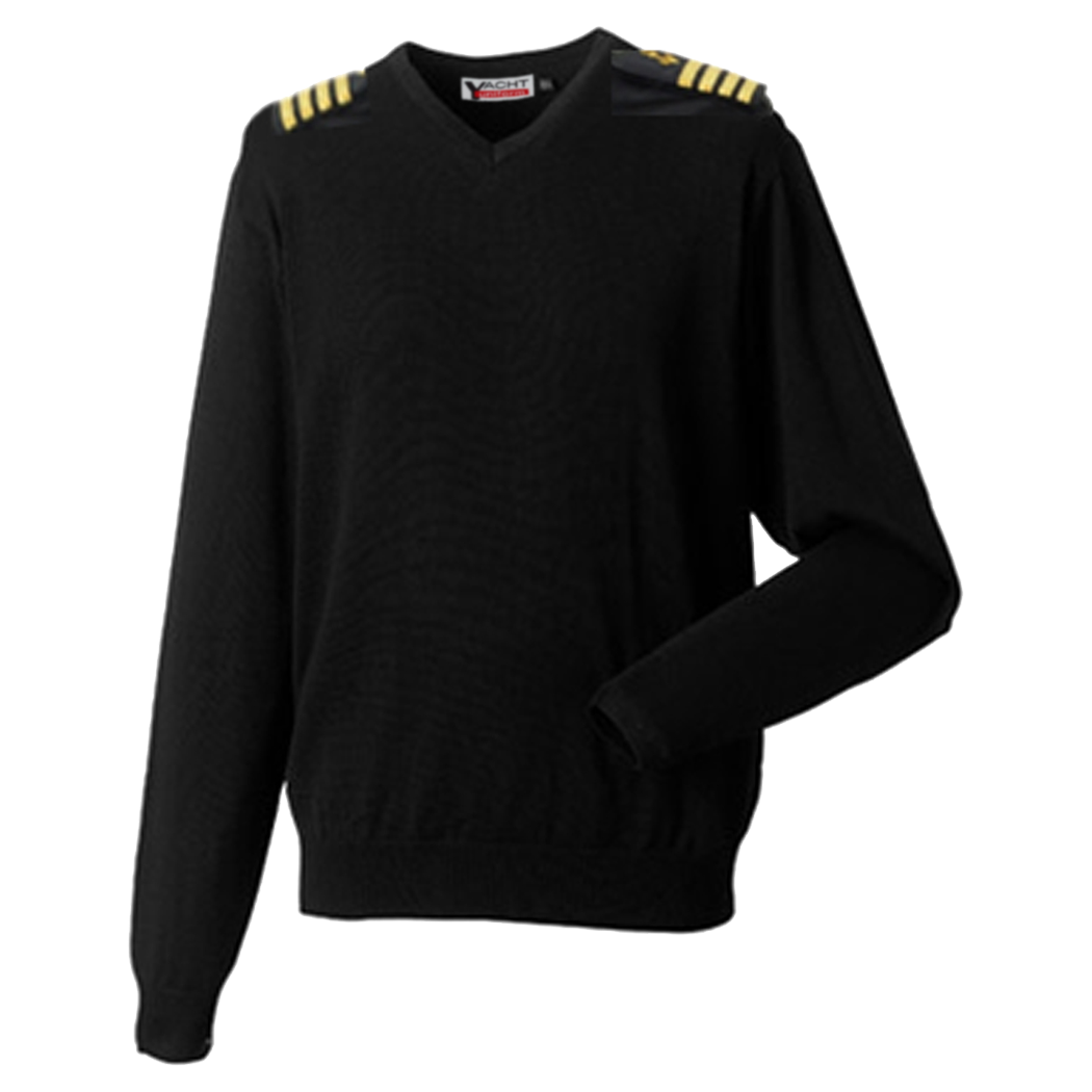 Yacht Uniform - Formal Wear - Formal Sweater